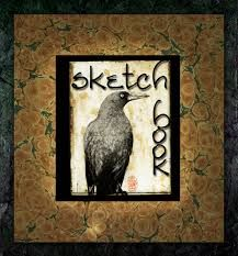 art sketchbook cover - Google Search