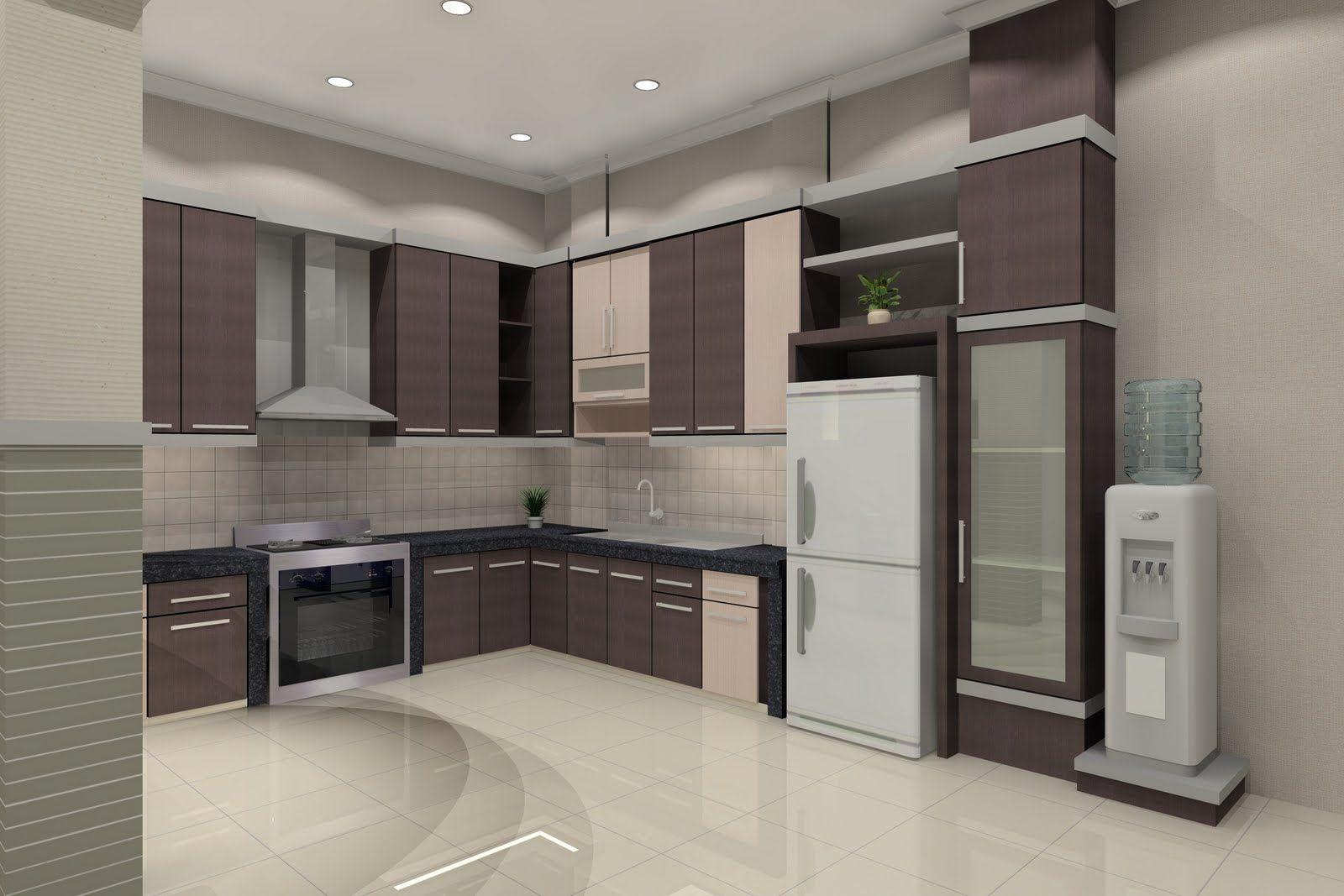 Mahukan dapur yang ideal? Cuba tips ni...