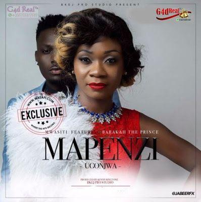 Download New Audio : Mwasiti ft Baraka Da Prince - Mapenzi