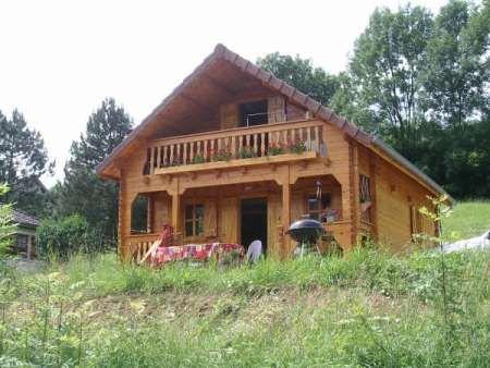 Maison bois en kit Sous bois 89 Architecture ; Maison , Chalet