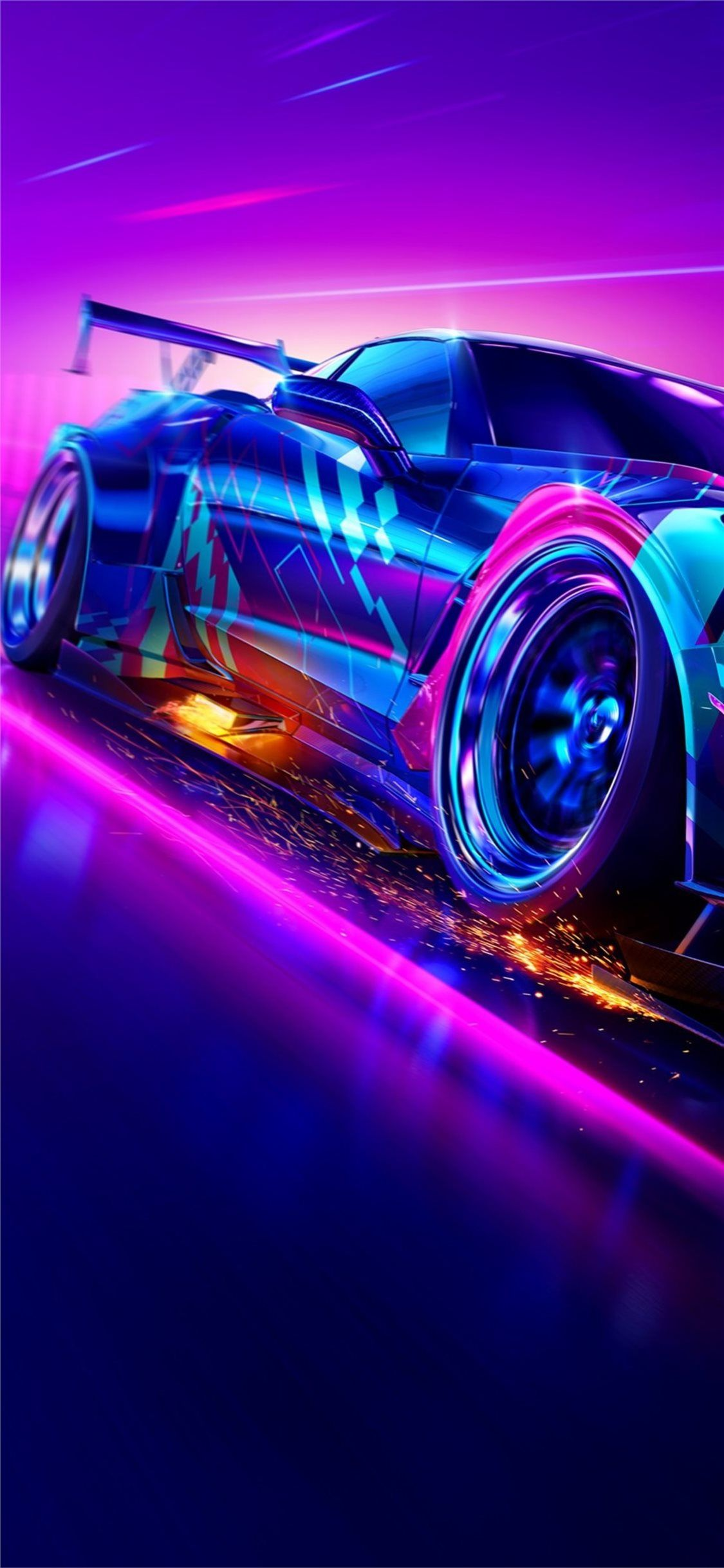 need for speed heat 2019 4k iPhone X Wallpapers Carros