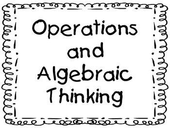 5th Grade Common Core Math Student-Friendly Standards