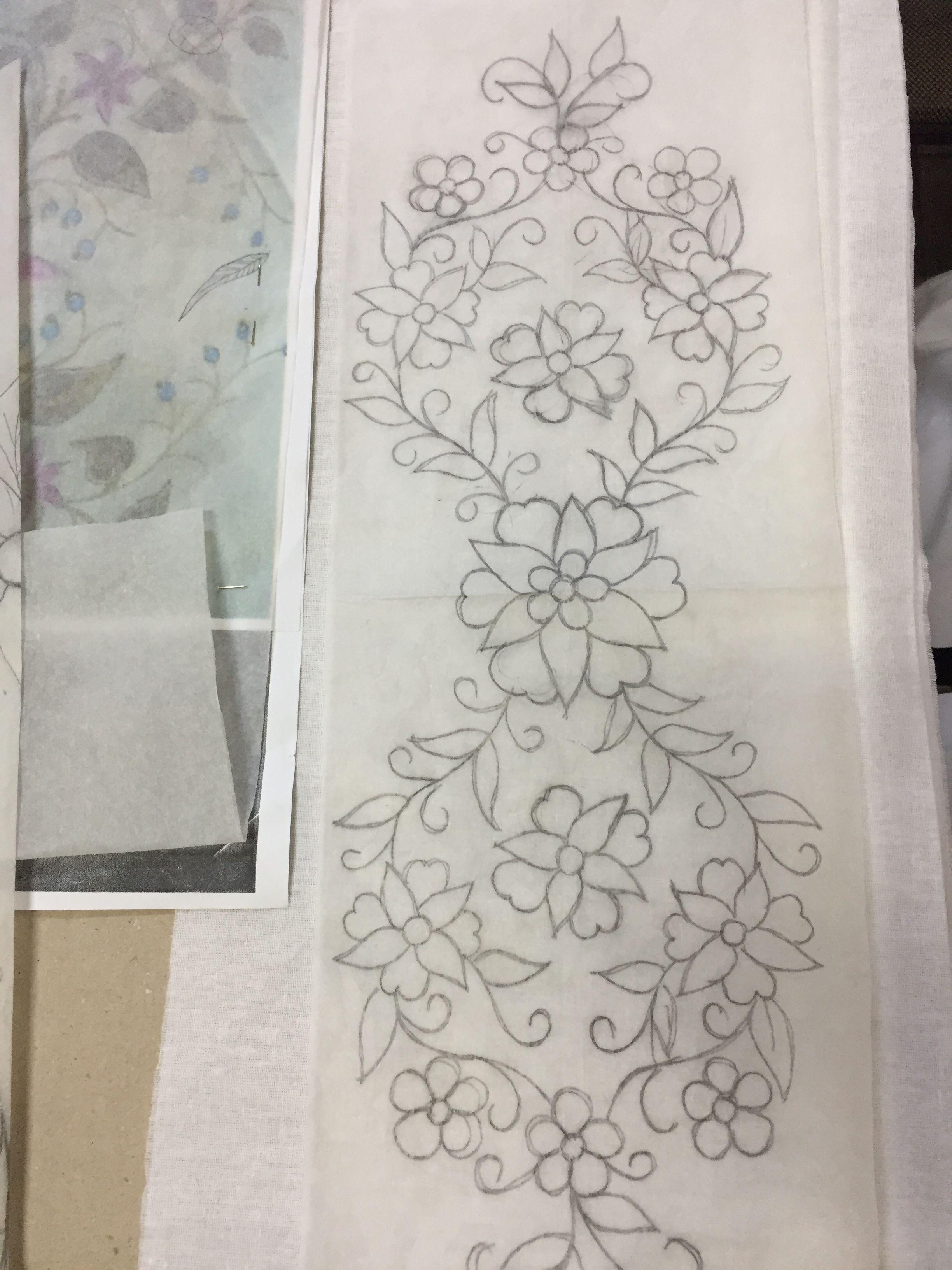 Pin de salma maqsood en Hand Embroidery   Pinterest   Bordado ...