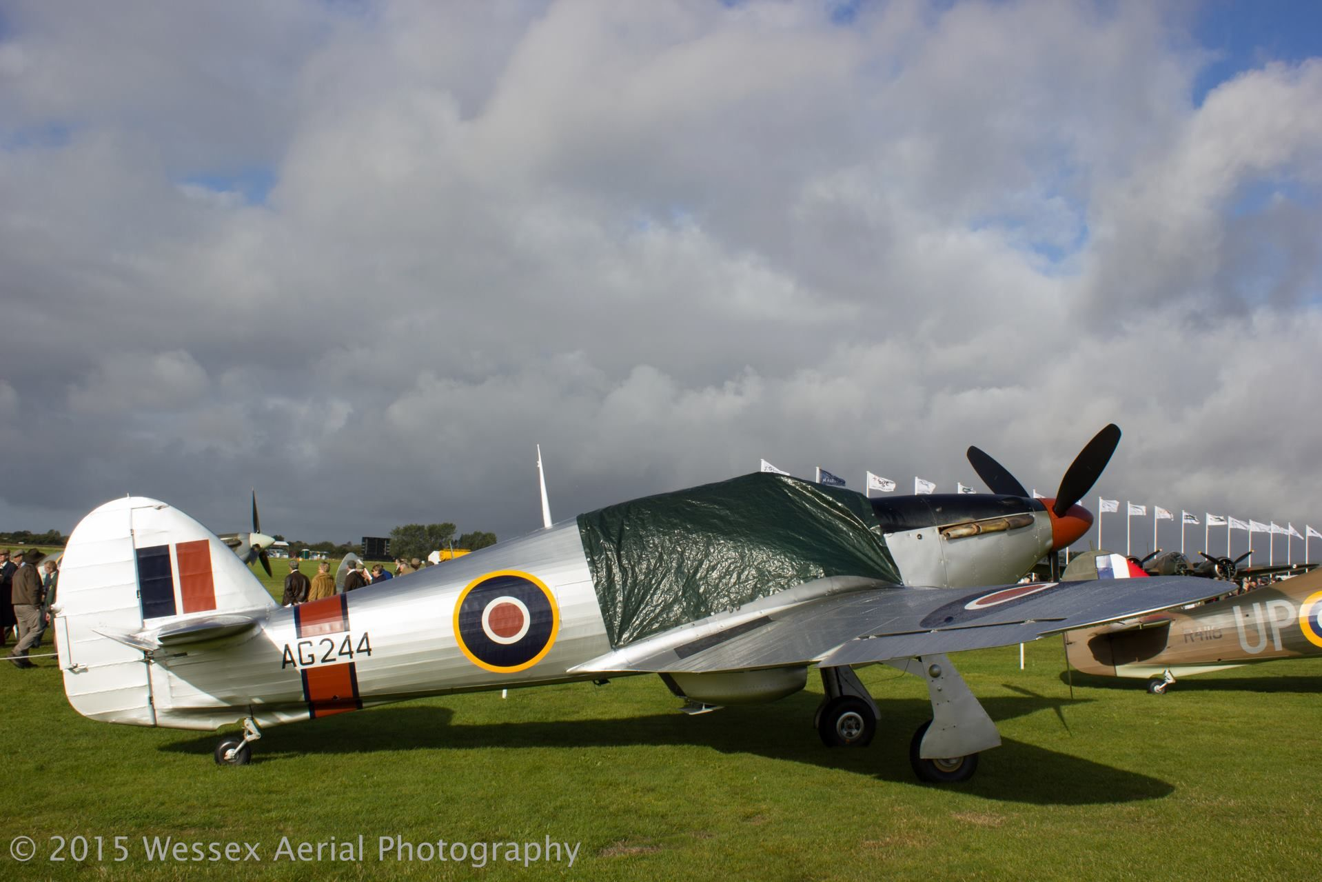 Warbirds Spitfires Hurricanes Seafire Blenheim at