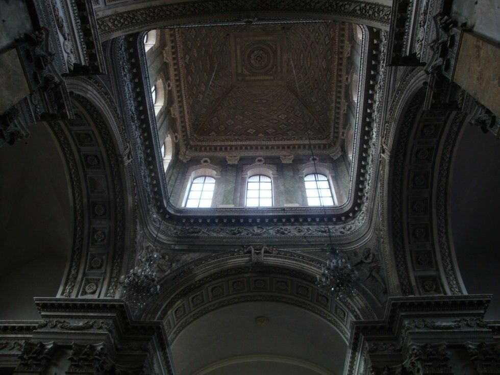 église Saint Pierre des Chartreux. Toulouse. Haute Garonne. Midi-Pyrenees