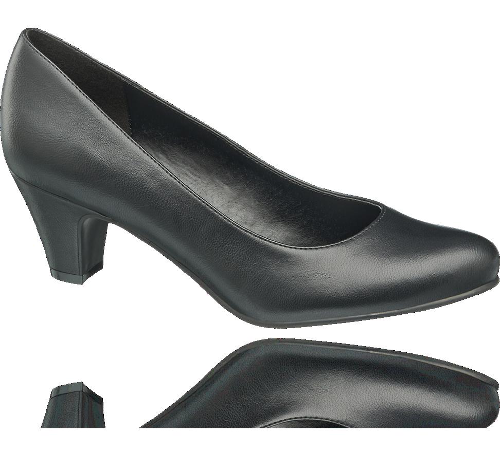 Pumps von Graceland in schwarz | Schuhe damen, Tanzschuhe