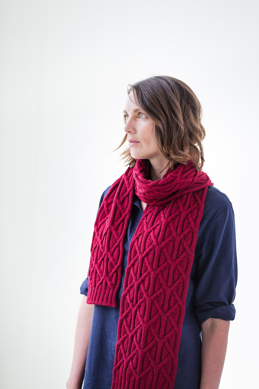 Ravelry: Proof Scarf pattern by Jared Flood
