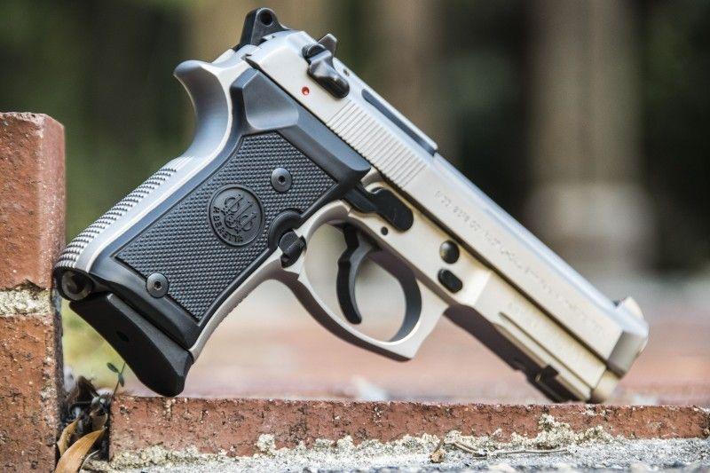 Beretta M9A1 Compact Inox