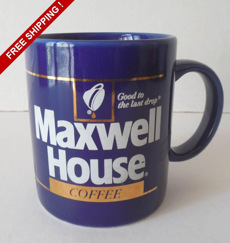 vintage maxwell house