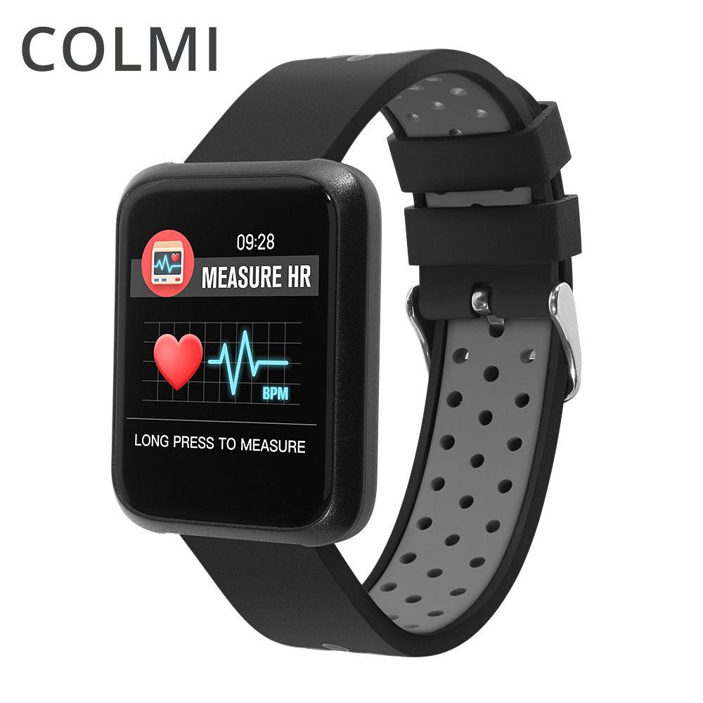 f7c55afde73c COLMI Smart Watch deporte 3 podómetro Bluetooth Frecuencia Cardíaca ...