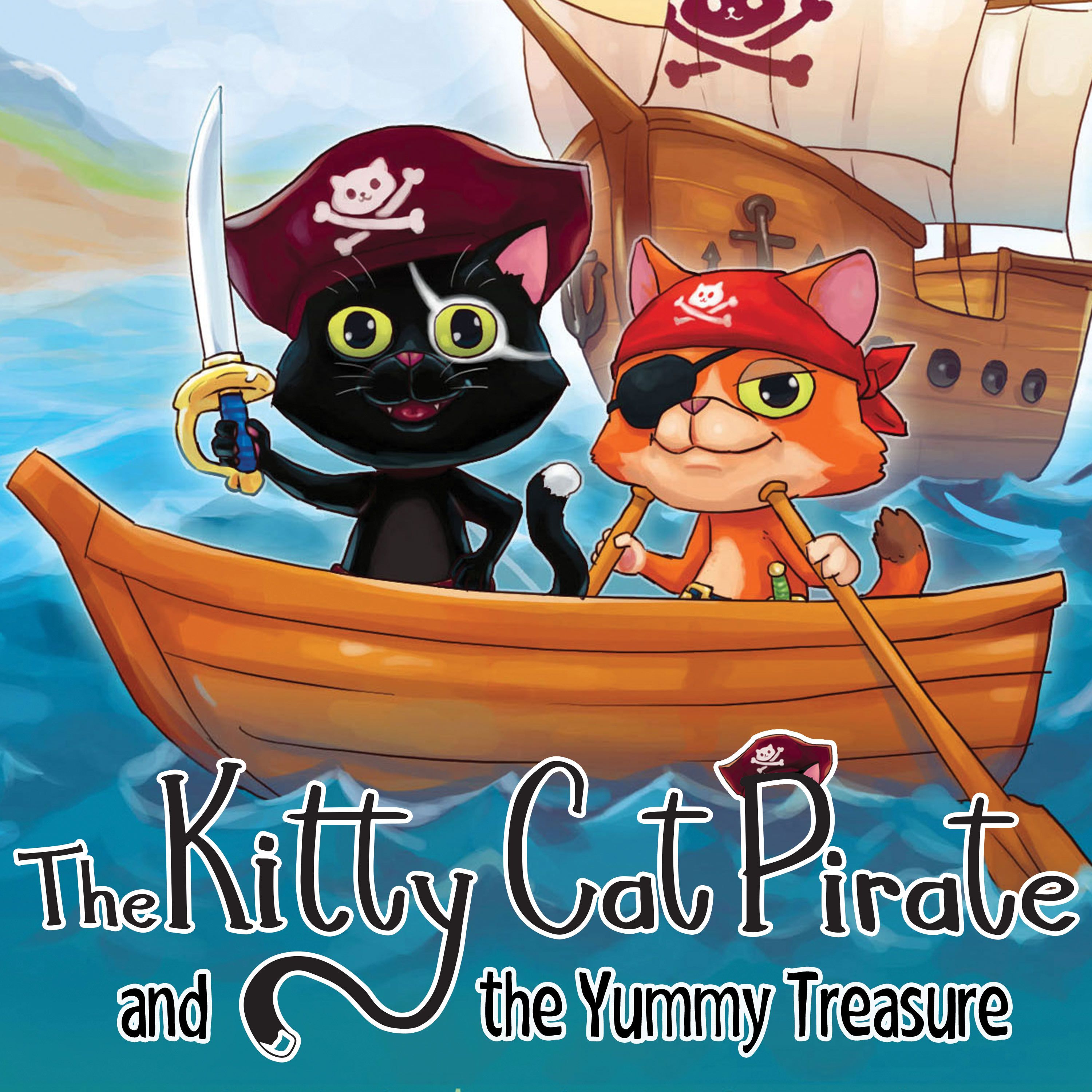 The Pirate Kitty Cat single is now live on Google Music