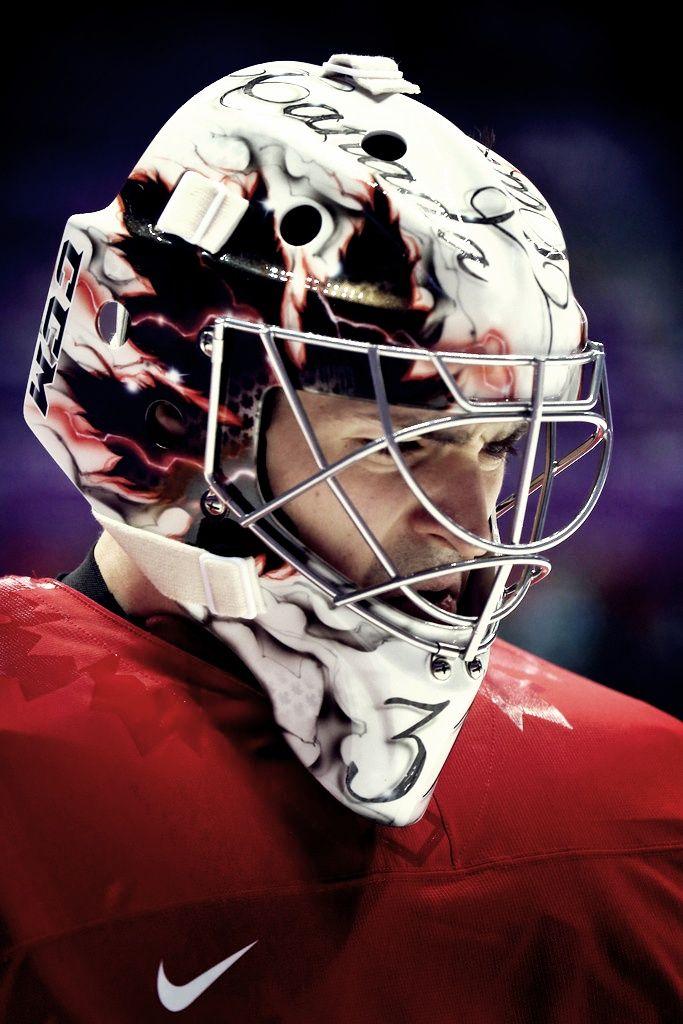 Carey Price s Masks - 20 - Montréal Canadiens - Top 15 Montreal Canadiens 73c3b7bf9