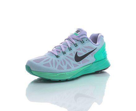 hot sale online fb8db 8b318 Lunarglide 6 Nike Skor Löparskor Stabila