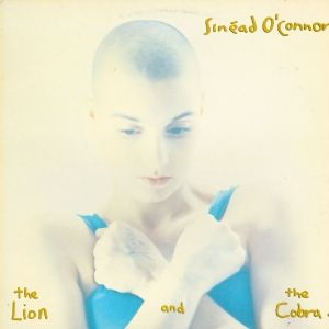 Sinead O'Connor - The Lion And The Cobra - LP