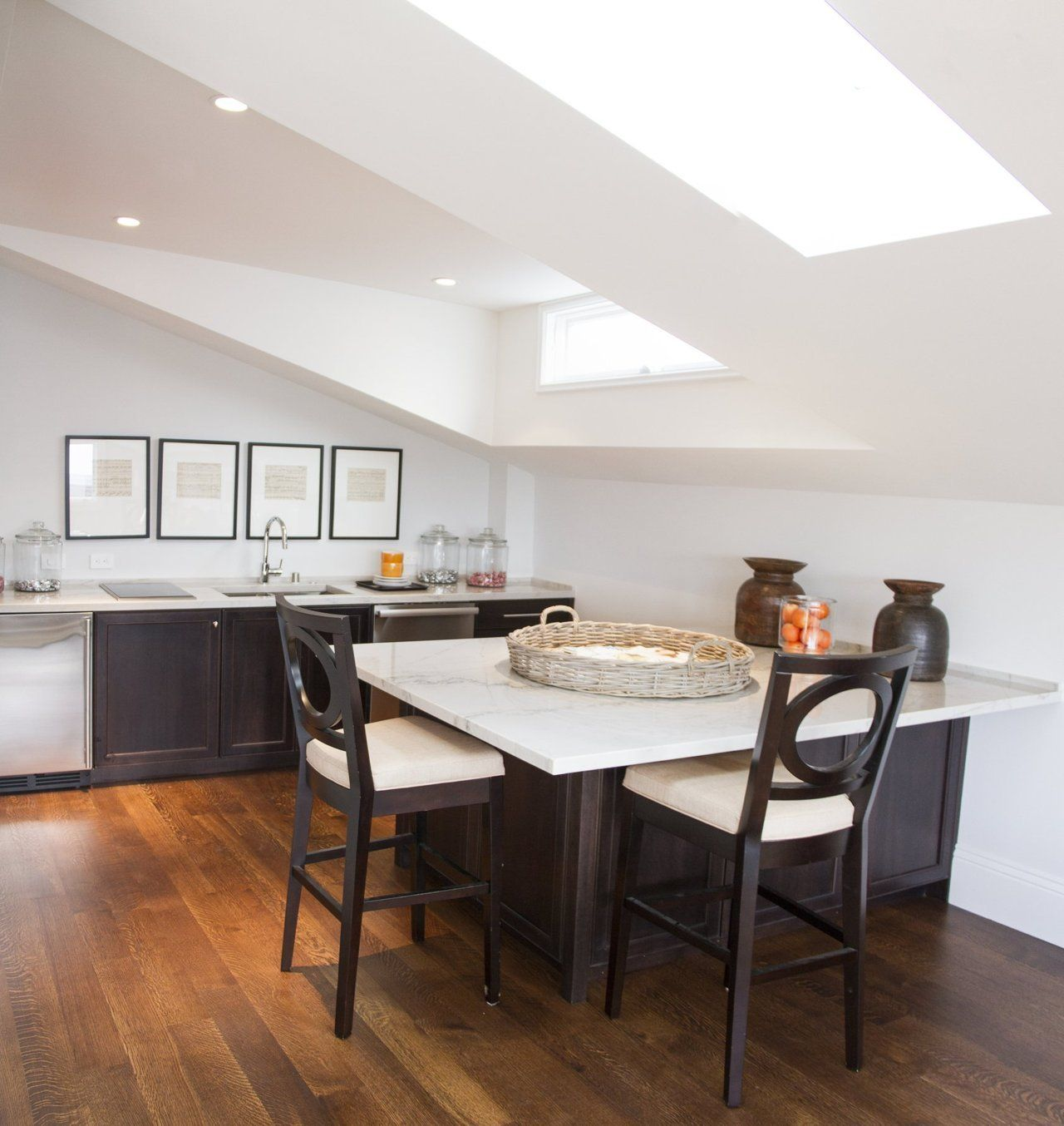 Apartment Kitchen Makeover: Cow Hollow Home Gets A Pro Makeover