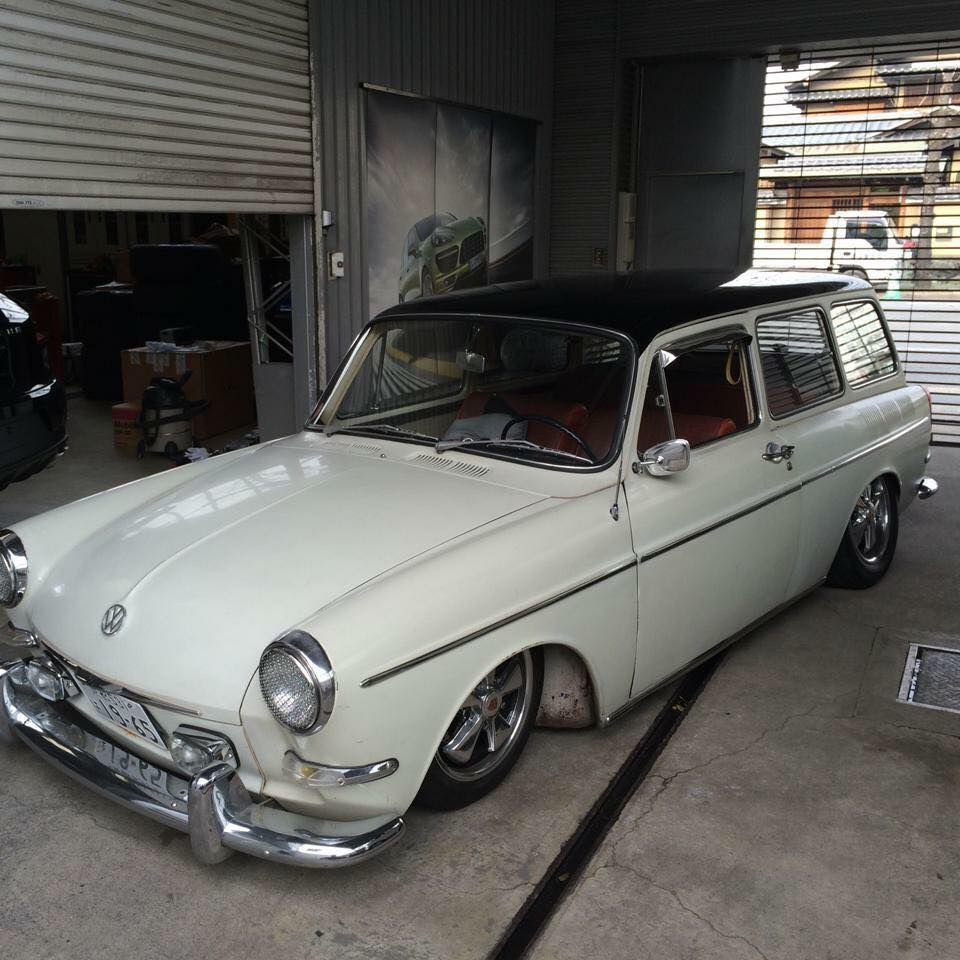 Vw 1600 Wagon: Volkswagen And Cars