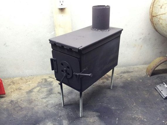 Ammo Box Wood Stove - Ammo Box Wood Stove Stove, Boxes And Ammo Boxes