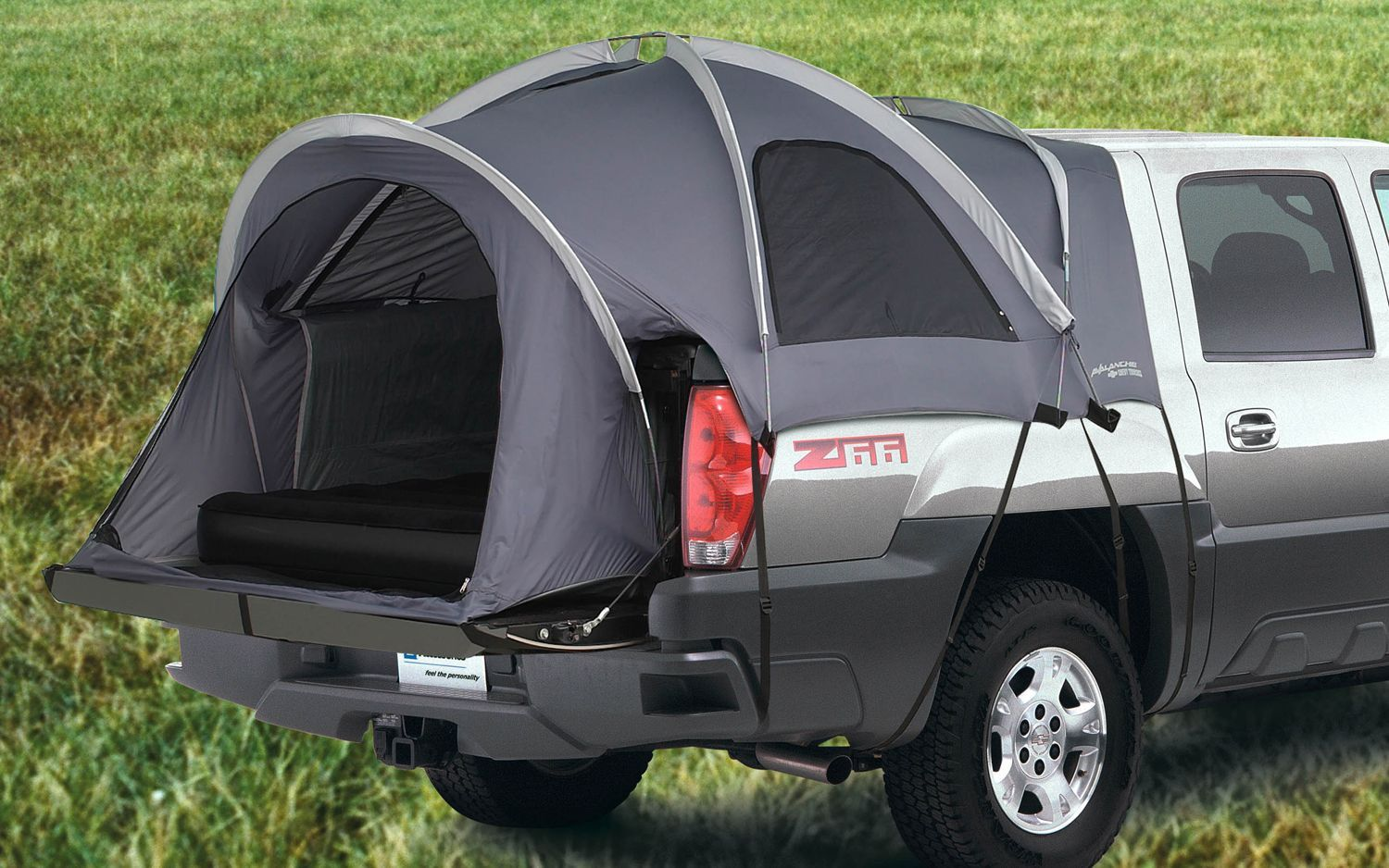 2003 Chevy Avalanche Tent I love to c& and I love to drive.this is a perfect pair & 2003-chevrolet-avalanche-tent.jpg (1500×938) | Avalanche Ideas ...