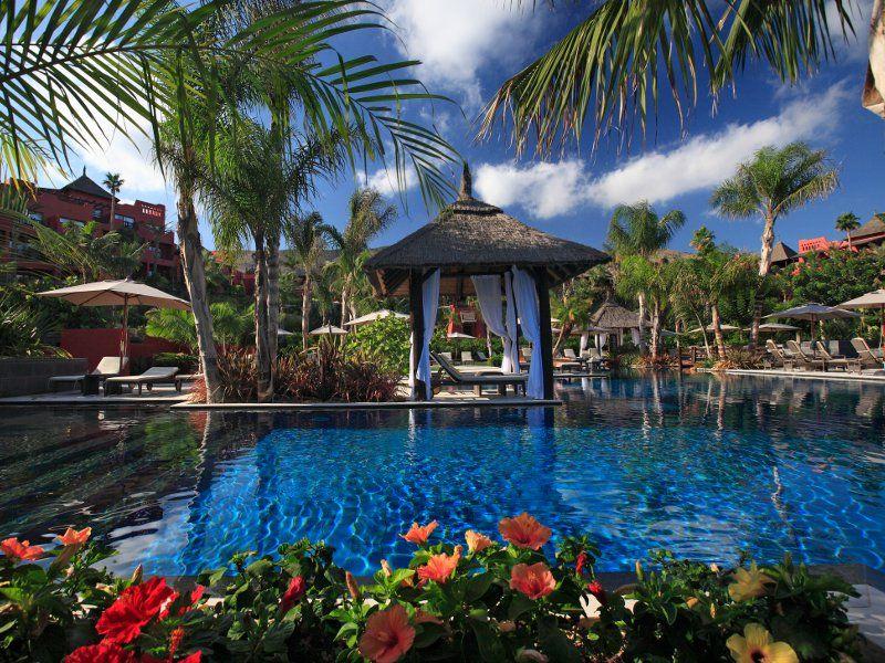 Asia Gardens Hotel & Thai Spa Alicante