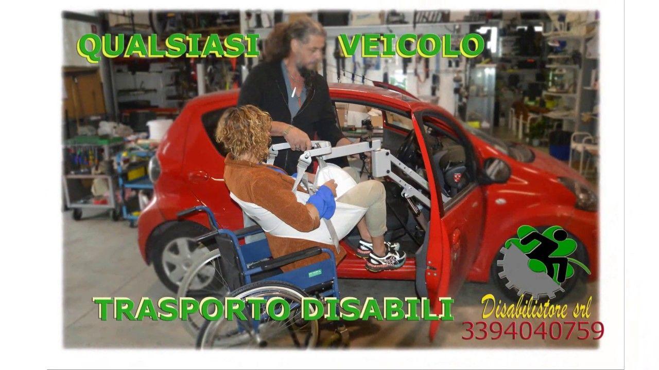sollevatore per disabili da viaggio GRUETTA | Viaggi, Auto ...