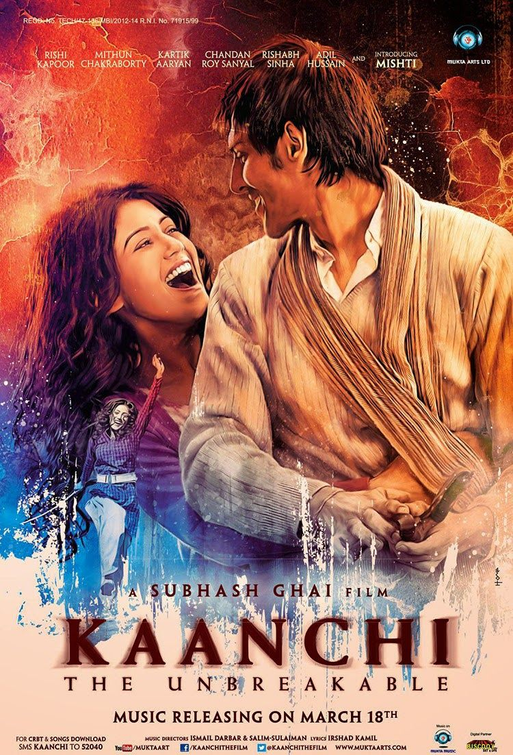 Kaanchi Hindi Bollywood Movies Posters Movie Songs Indian Unbreakable 2014