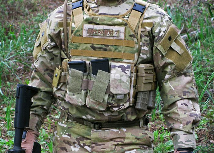 Crye Precision Jpc Side Plate Pouch Set Jpc Side Plate