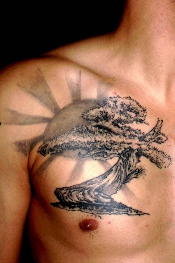 Bonsai Tattoo Meaning: Pin On Bonsai Tree Tattoo