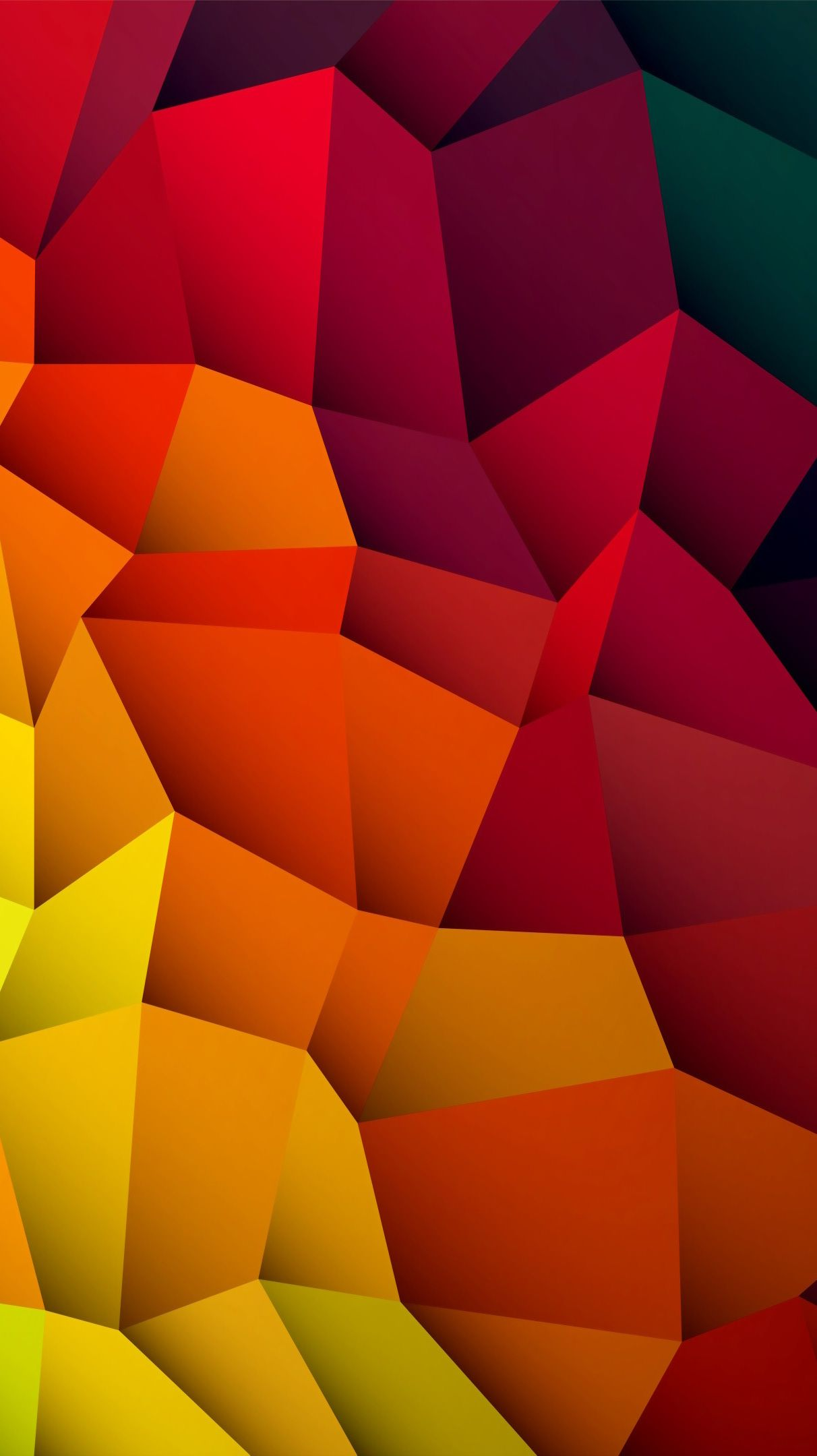 Colorful Gradient Abstract Wallpaper Phone Wallpaper Images