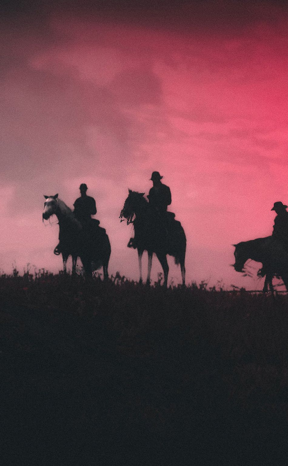 950x1534 Red Dead Redemption 2 Silhouette Video Game 2019 Wallpaper Red Dead Redemption Artwork Red Dead Redemption Red Dead Redemption Art