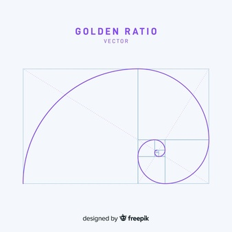 Download Simple Golden Ratio Background For Free Golden Ratio Vector Free Download Vector Free