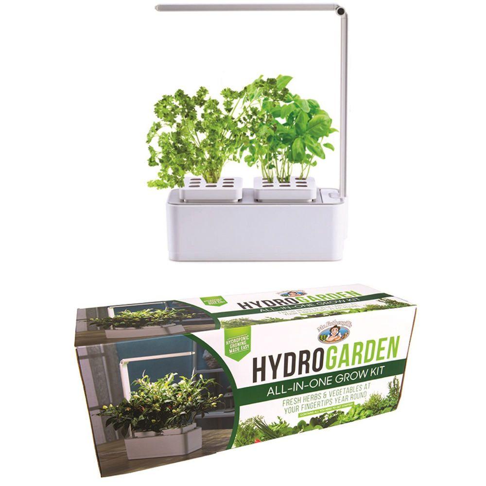 Hydrogarden All In One Indoor Grow Kit Indoor Grow Kits Grow Kit Hydroponics Kits