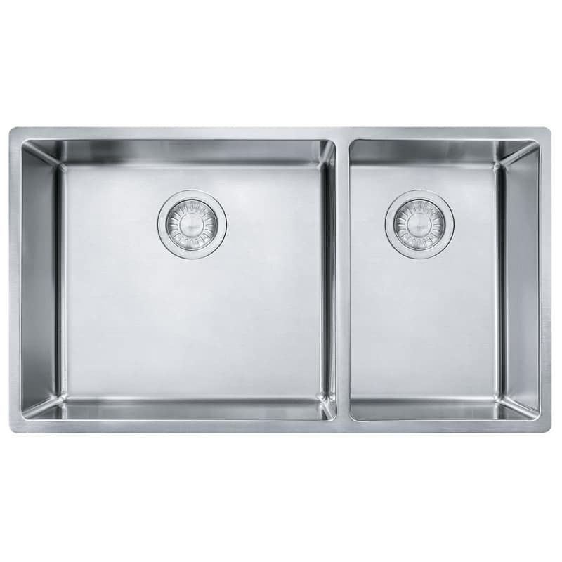 Franke Cux160 Double Bowl Kitchen Sink Stainless Sink
