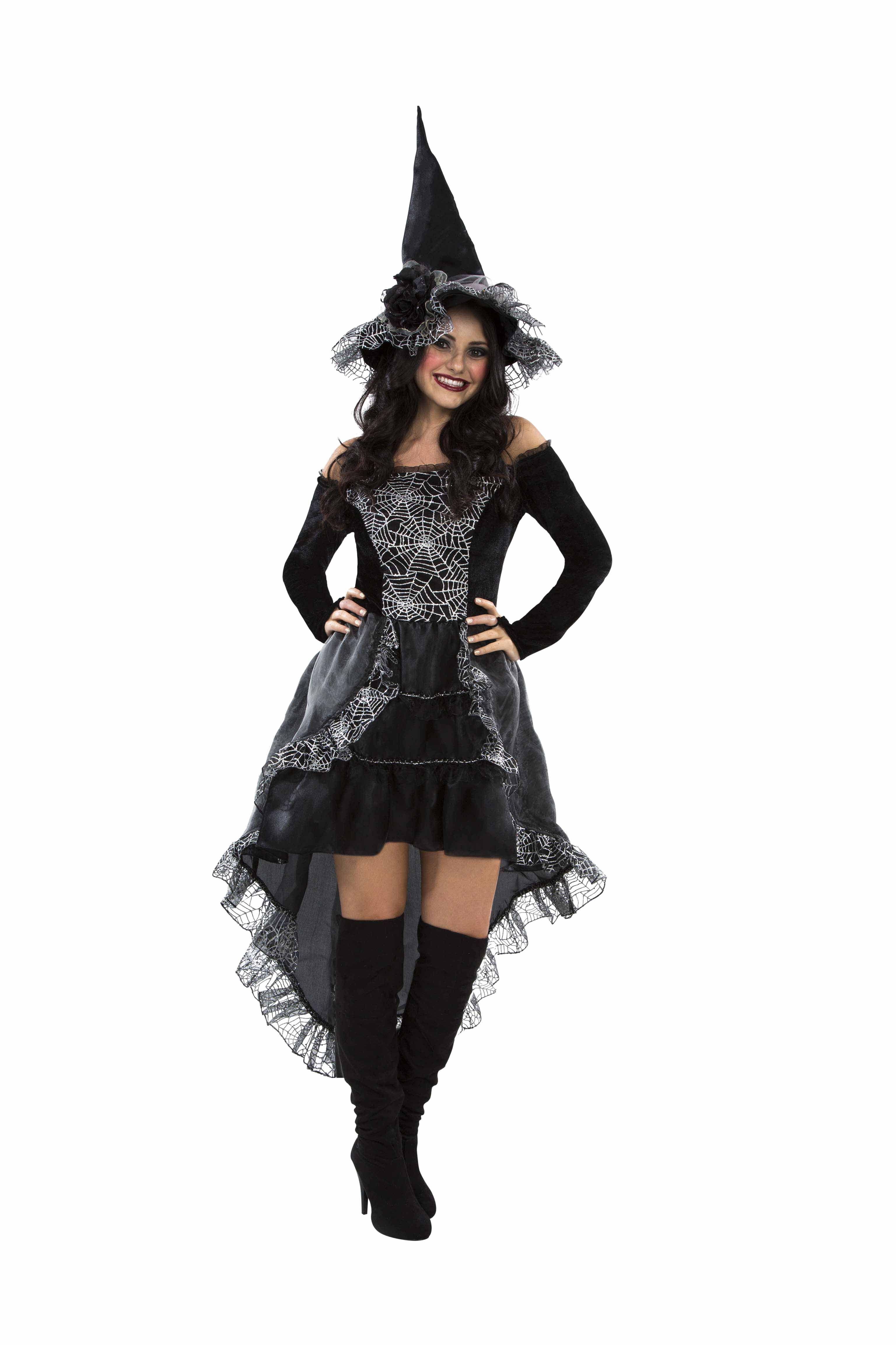 spider web witch costume meijer halloween 2014 - Spider Witch Halloween Costume