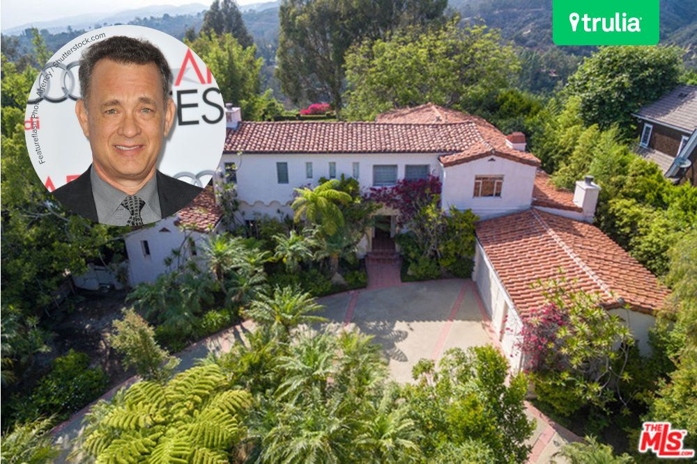 Tom hanks pacific palisades homes for sale famous for Houses for sale in pacific palisades