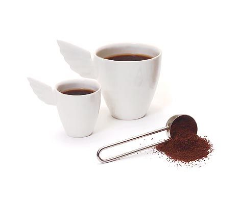 Enkeli | Angel | muki | espresso | 2,5 dl & 0,5 dl