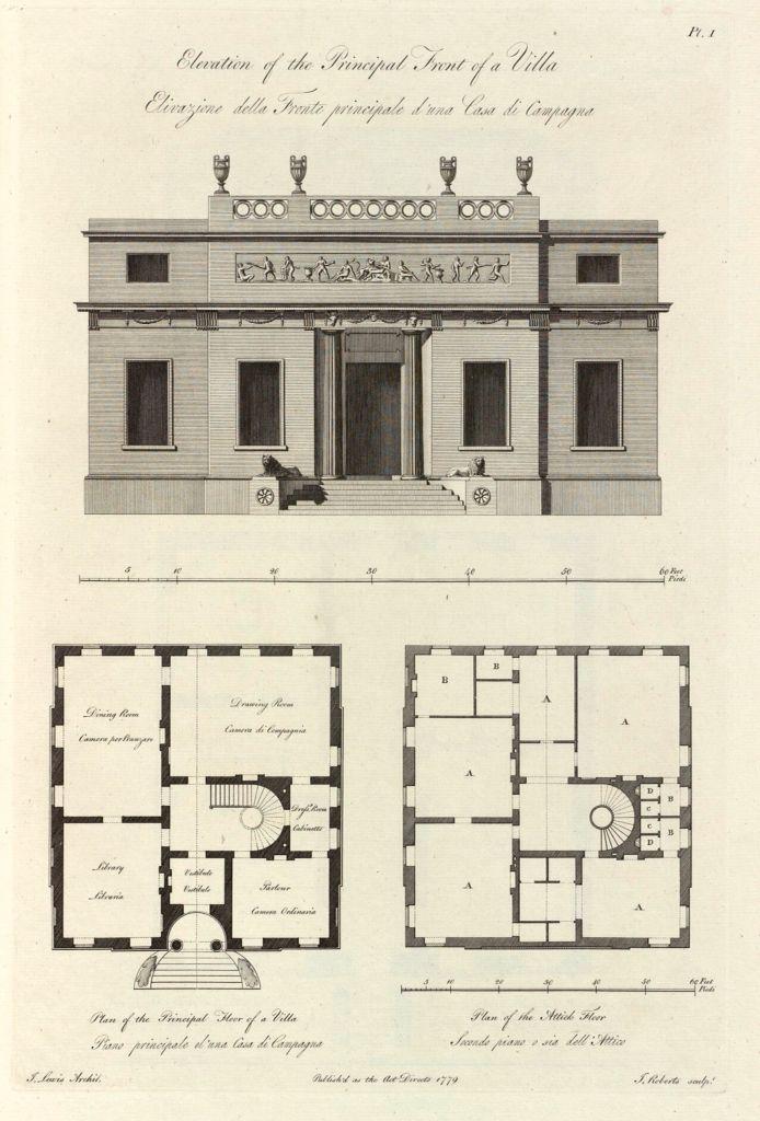 Classical Villa Interior Design Pinterest Of Villas