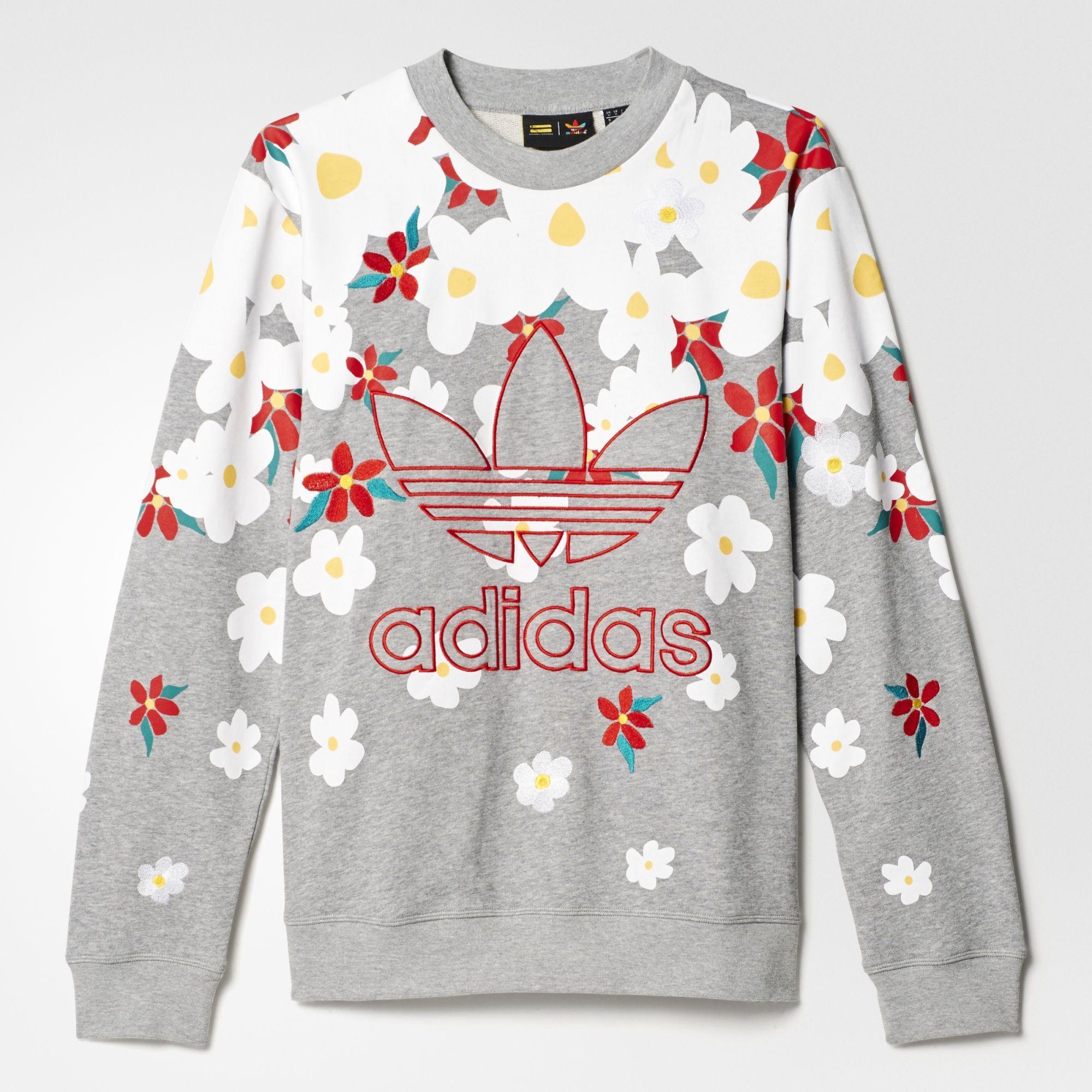 detailed images fashion styles new lifestyle adidas - Sweat-shirt Pharrell Williams Kauwela | ••• To Buy ...