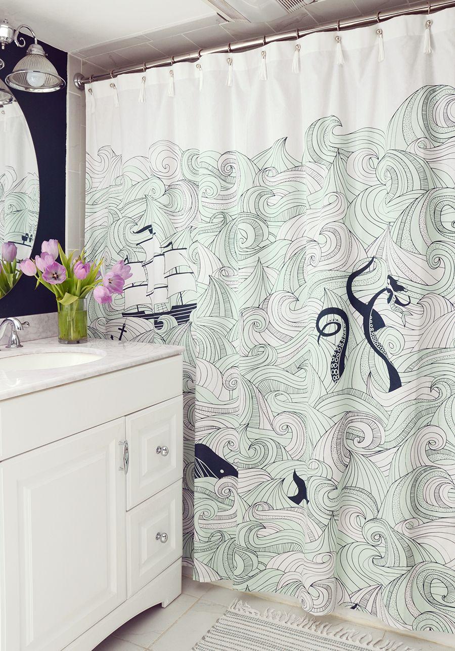 Easy upgrade diy tassel shower curtain rings easy bathrooms