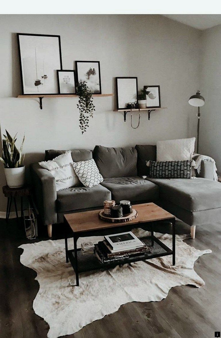 33 Cozy Living Room Ideas For Small Apartment 19 Home Garden Design Living Room Decor Modern Living Room Decor Apartment Farm House Living Room