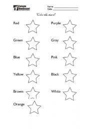 english teaching worksheets colours coloring pinterest worksheets vocabulary worksheets. Black Bedroom Furniture Sets. Home Design Ideas