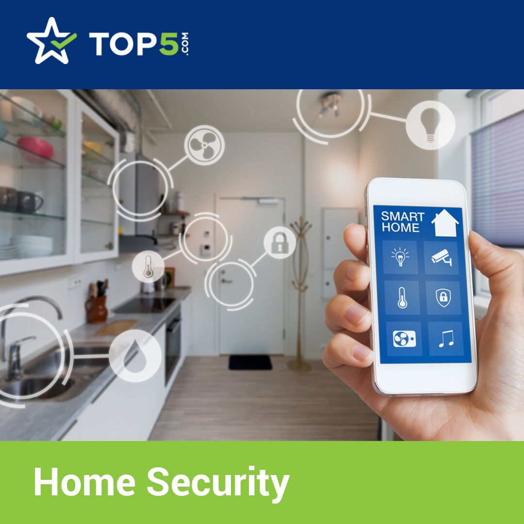 The 5 Best Home Security Systems In 2021 Top 5 Home Security Best Home Security Home Security Systems