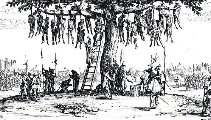 Rechts– und Moralvorstellungen im Fantasy-LARP – Von Hinrichtungen, Ehrenstrafen und abgehackten Körperteilen