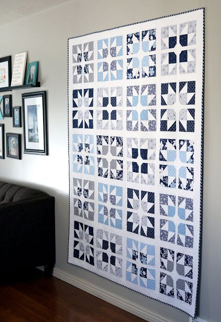 Something Borrowed Quilt + Split Stars