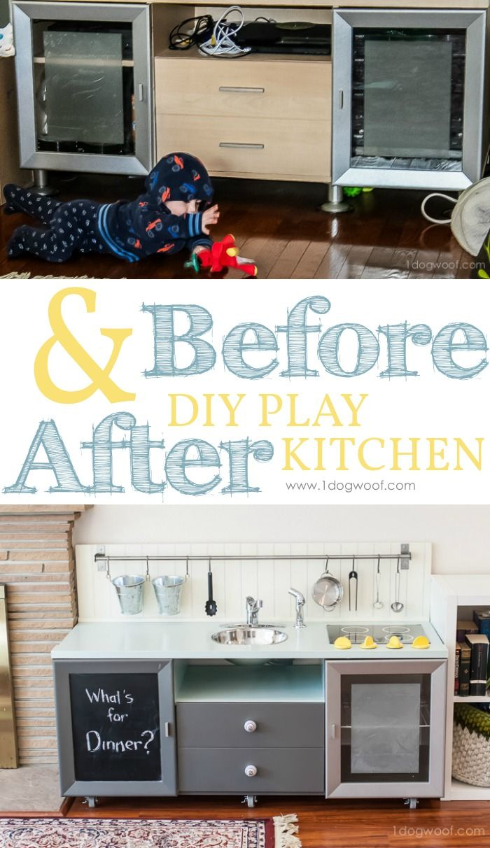 The Secrets Of How We Built Our Diy Play Kitchen For Under 90