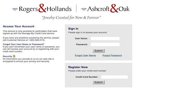 Ashcroft And Oak Bill Pay Online Login Customer Service Sign