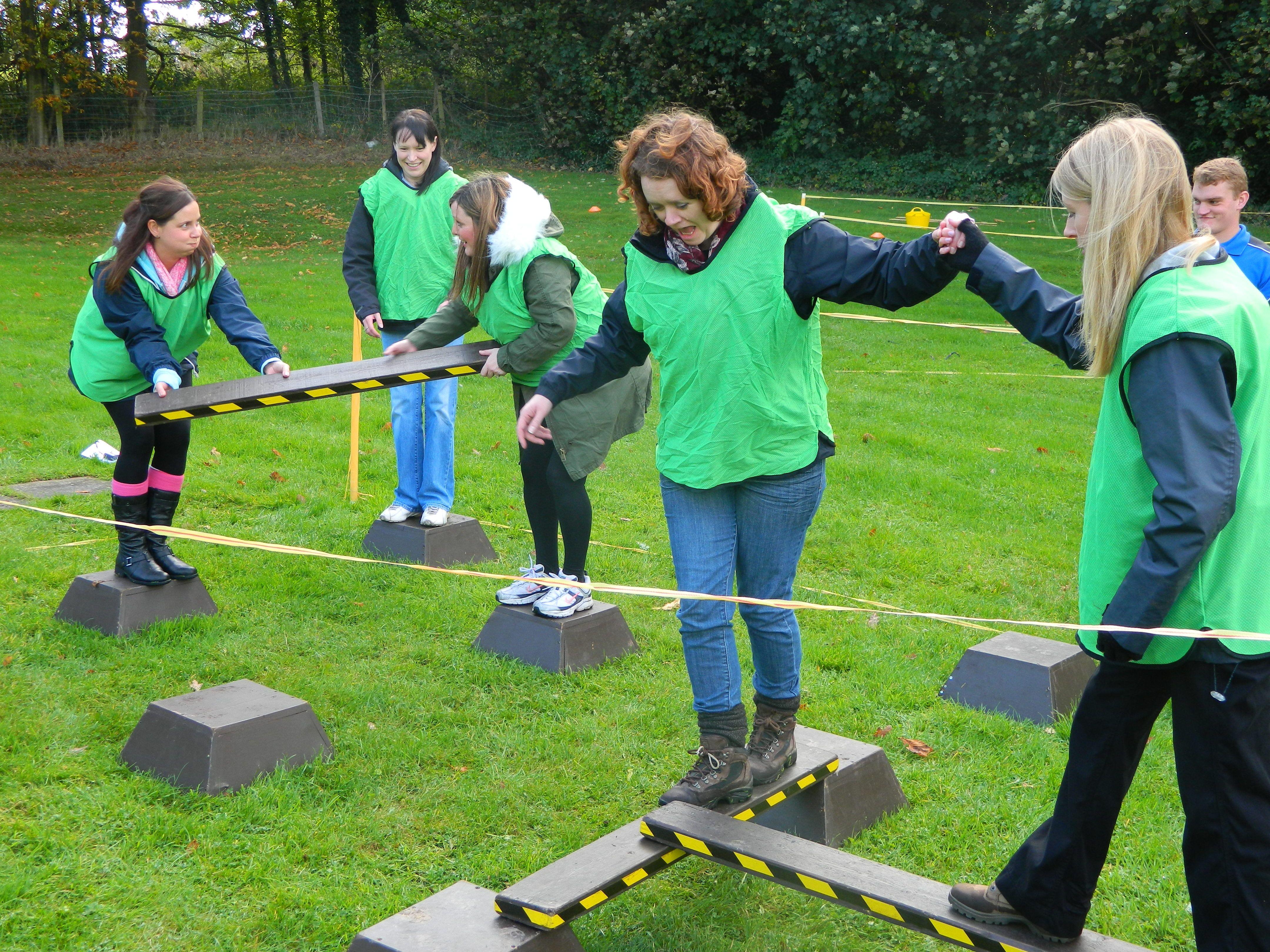 Outdoor Team Building Activities Amp Events