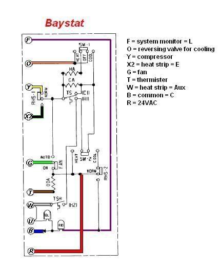 Trane Baystat 239 Wiring Diagram from i.pinimg.com