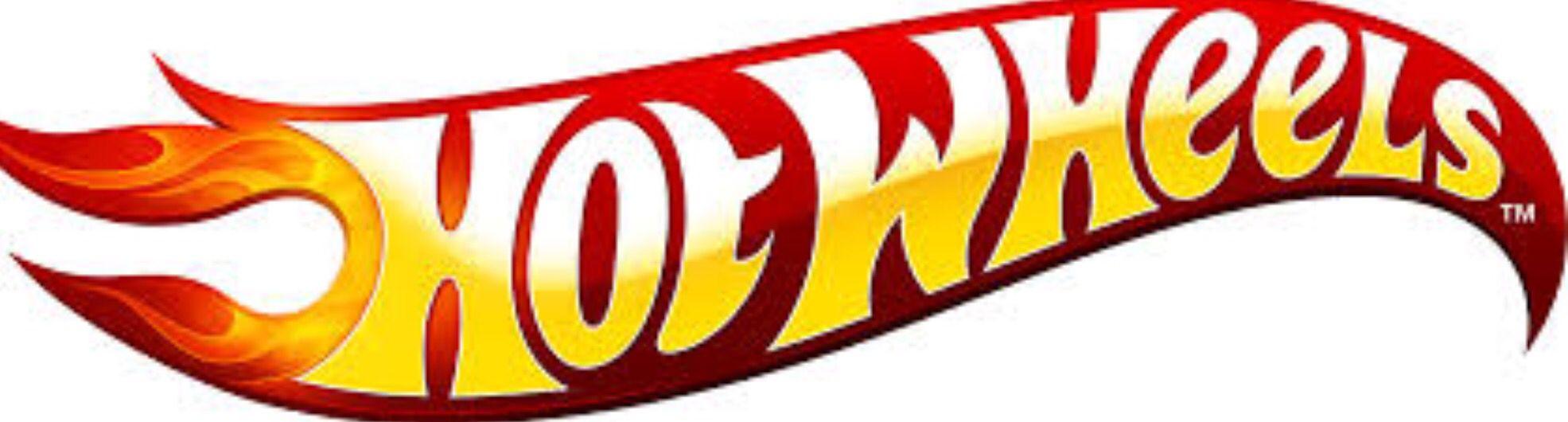 Het logo van Hotweels is opvallend omdat, hot (warm) word weergegeven in de vorm van een vlam.