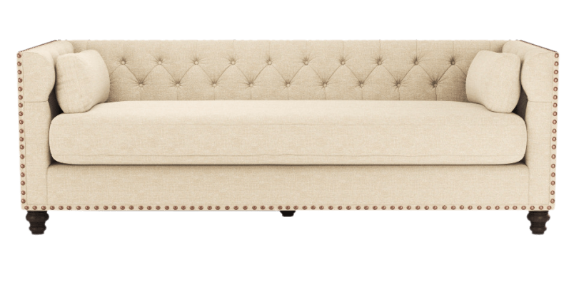 Madeline Chesterfield 3 Seater Sofa With Images Small Sofa Designs Sofa Seater Sofa