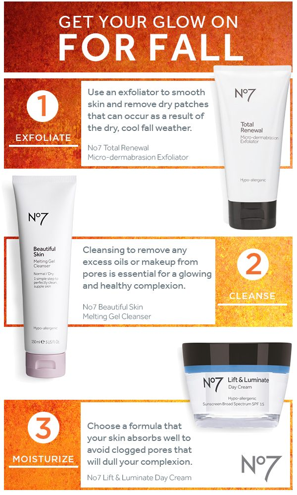Look Flawless And Glowing This Fall With Boots No7 Skincare No7 Beautiful Skin No7 Makeup No7